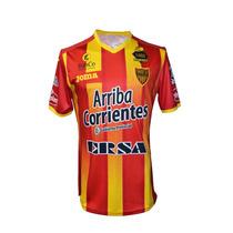 Camiseta Boca Unidos Joma Titular Rayas Nueva Oficial 14/15
