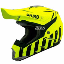 Casco Motocross Shiro Mx-305 Scorpion Motos Miguel