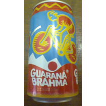 Lote De 3 Latas De Gaseosa Brahma
