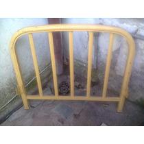 Cama De 1 Plaza De Hierro Antigua A $599