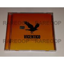 Vicentico (cd) Los Pajaros (arg) Muy Buen Estado