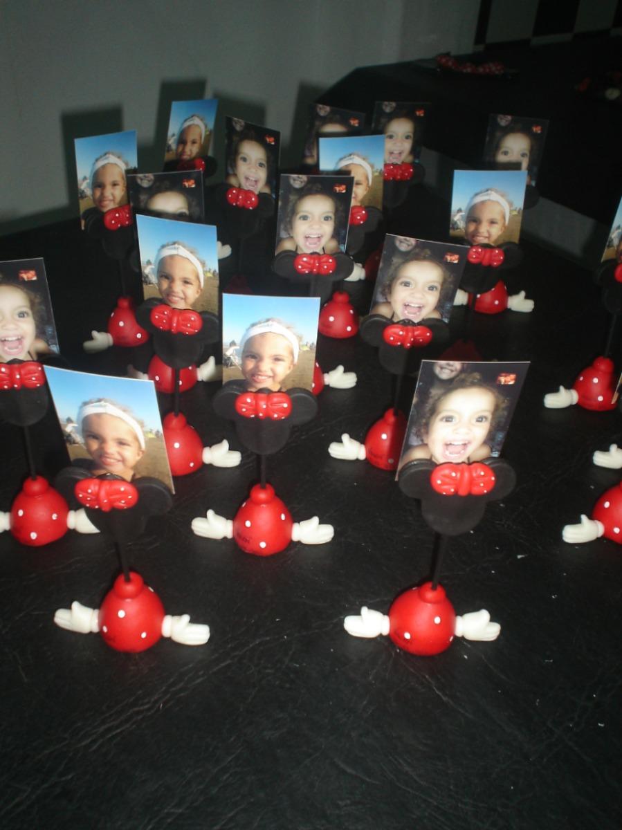 20 Minnie O Mickey Portafoto Souvenir Porcelana Fria!!! - $ 180,00 ...