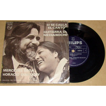 Mercedes Sosa Horacio Guarany Si Se Calla El Cantor Simple