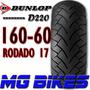 Cubierta Dunlop Japon 160 60 17 D220 Tdm 900 En Mg Bikes