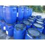 Tambores Plasticos Azules 100 Litros 50x72