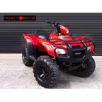 Honda 500 Cuatriciclo 4x4 Foreman !! Puntomoto !! 4641-3630