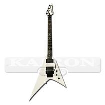 Guitarra Cort Vx 2v White Con Floyd Funda Original