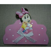 Servilletero Infantil Fibrofacil Minnie Mickey Hombre Araña
