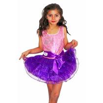 Disfraz Violetta Disney Original Importado, Unico En Arg.