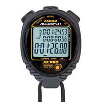 Cronómetro Digital De Mano Accusplit Ax602 Pro Memory