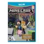 Minecraft Wii U Edition Formato Físico Nuevos Sellados