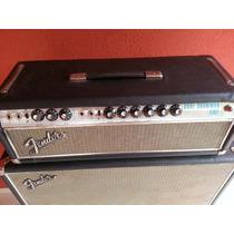 Cabezal Fender Dual Showman 1968