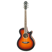 Guitarra Acustica Aria Fet Elite Degrade