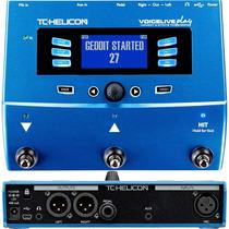 Tc Helicon Voice Live Play Procesador De Efecto Para Voces