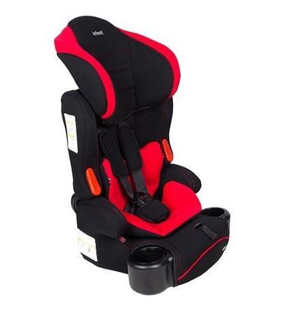 Butaca booster auto bebe zeus infanti 9 a 36 kg latch for Butaca para auto bebe