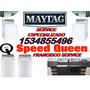 Service Tecnico Secarropas Secador Maytag Speedqueen Cap.fed