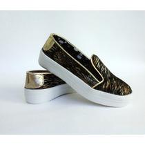 Panchas Panchitas Zapatillas Plataforma Mujer Verano