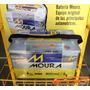 Bateria Para Autos Moura 12x75 Mi28kd Bora, Focus D, Meriva