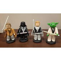 Adorno Para Torta, Lego Star Wars, Porcelana Fria