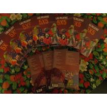 Las Pelotas 5x5 Edicion Cd/dvd