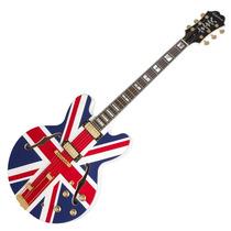 Epiphone Sheraton Union Jack 335 Edicion Limitada