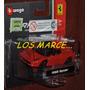 Burago 1/64 Ferrari Race & Play 458 Spider Holgrama Original