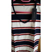 Tommy Hilfiger Remera T Shirt Dama