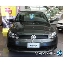 Volkswagen Voyage - Financiado 0% Entrega Pactada-p