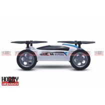 Auto-drone 2 En 1 Expectacular!!!! Syma X9 Ideal P/regalar!!