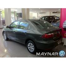 Volkswagen Voyage Agrupado Unico!!! Cz