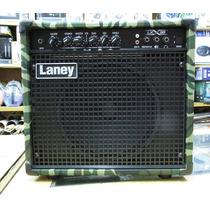 Laney Lx35 Camo Amplificador Para Guitarra 35 Watts
