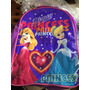 Mochila Disney Princess Aurora - Cenicienta Para Jardin