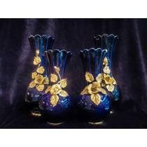Violeteros De Porcelana