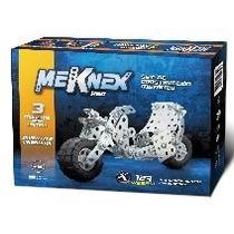 Mecano Metalico 127 Piezas (3 Modelos)
