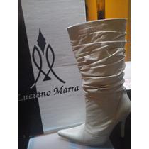 Bota Cuero Luciano Marra