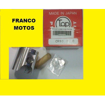 Kit Piston Honda Cr 80 Japon Std En Franco Motos En Moreno
