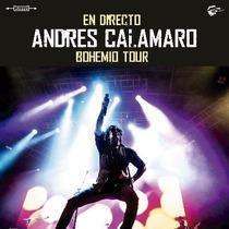 Andres Calamaro - Bohemio Tour - Vinilo Importado 10