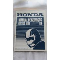 Manual Servicio Honda Cbx 150 En Portugues