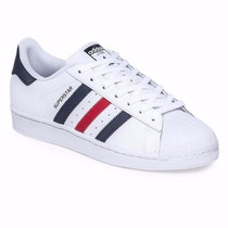 Adidas Superstar ( Uk 7) (us 7 1/2 ) 2204
