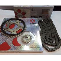 Kit Transmision Honda Twister 250 Choho Con O