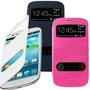 Funda Flip Cover Samsung Galaxy S3 Mini Zona Norte