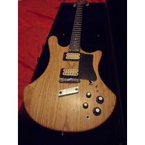 Guitarra Eléctrica Guild S300a, Gibson Sg, Les Paul