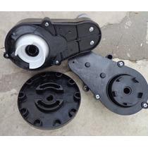 Caja Reductor Para Motor Micromotor Cuatriciclo Bateria Niño