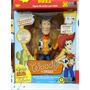 Sheriff Woody Replica Pelicula Toy Story Interactivo Habla
