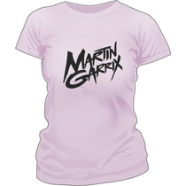 Remera Martin Garrix Estampada Creamfields 2014