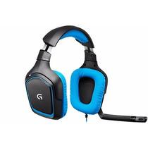 Auriculares Headset Logitech G430 Usb 7.1 Gamer