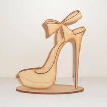 Zapato Souvenirs 15 Años - Sin Pintar