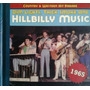 Bear Family Hillbilly Music (1965) Various Artist
