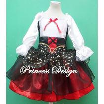 Disfraz Princesa Vestido Pirata