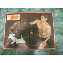 Poster De Boxeo - O.bonavena -